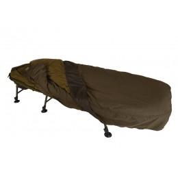 Lehátko + spací pytel Solar - SP C-TECH Sleep System wide Komplet - SP C-TECH Sleep System Wide (SP Wide Bedchair +4-Season spací pytel + přehoz)