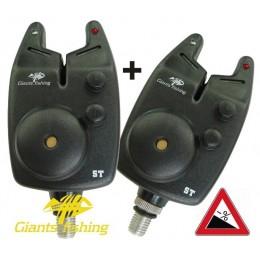 Giants Fishing Hlásič Bite Alarm ST ( 12V Baterie) AKCE 1+1!