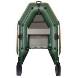 Čln Kolibri KM-200 zelený, lamelová podlaha