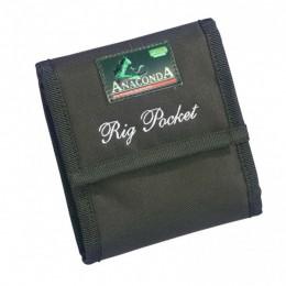 Pouzdro na návazce Anaconda Rig Pocket