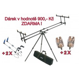 AKCIA - Tripod Premium + ZDARMA 2 x Sounder Easy a 2 x SWINGARM Easy