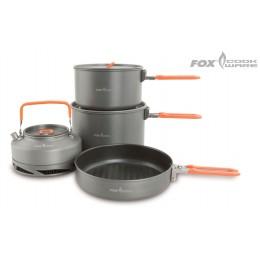 Fox FOX Cookware Set - 3pc Medium Set