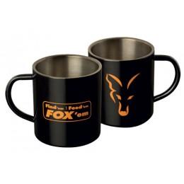 Fox FOX Stainless Steel Mug - 400ml