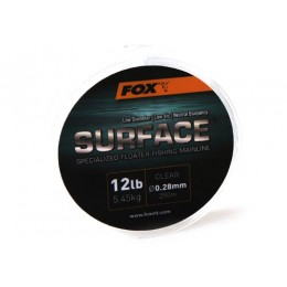 Fox Surface™ Floater Mainline - Clear 12lb/0.28mm