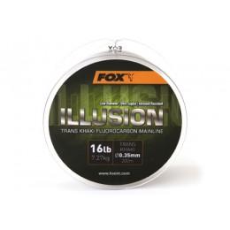 Fox Illusion® Mainline - Trans Khaki  19lb/0.39mm