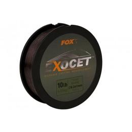 Fox Exocet® Mono Trans Khaki - 0.261mm 10lbs / 4.55kgs