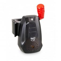 Sada hlásičů Uni Cat Sensible Cat Limpid Black (lesklá verze) Sada 4ks