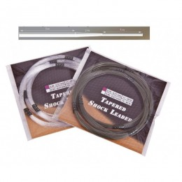 Anaconda Camou / Fluoro Shock Leaders 0,28-0,57 mm - zelená