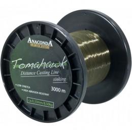 Vlasec Anaconda Tomahawk Line 1200m průměr: 0,25 mm