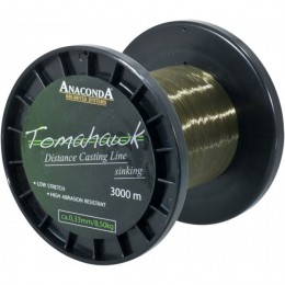 Vlasec Anaconda Tomahawk Line 1200m průměr: 0,28 mm