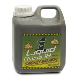 Atraktor Anaconda Liquids Amino 18, 1000ml - Smokey Salmon