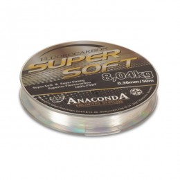 ANACONDA Super Soft Fluorocarbon 50m/ 0,45mm