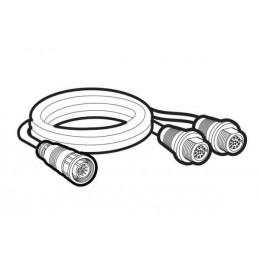 Humminbird 14 M SIDB Y Cable (SOLIX, ONIX & ION)