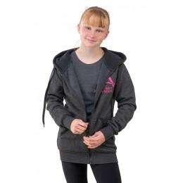 Mikina Anaconda Lady Team Zipper Hoodie S