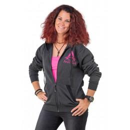 Mikina Anaconda Lady Team Zipper Hoodie L