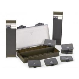 Anaconda krabička na nadväzce a bižutériu Session Tackle Box