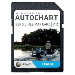 Humminbird Autochart Z LINE Card