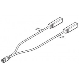 Humminbird 9 M SIDB Y 9-Pin Side Imaging Dual Beam Splitter Cable
