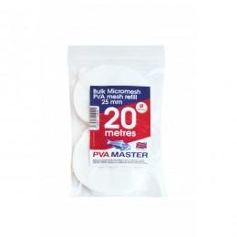 Náhradní punčocha PVA MASTER 20 m (2 x 10 m) 25 mm Micromesh