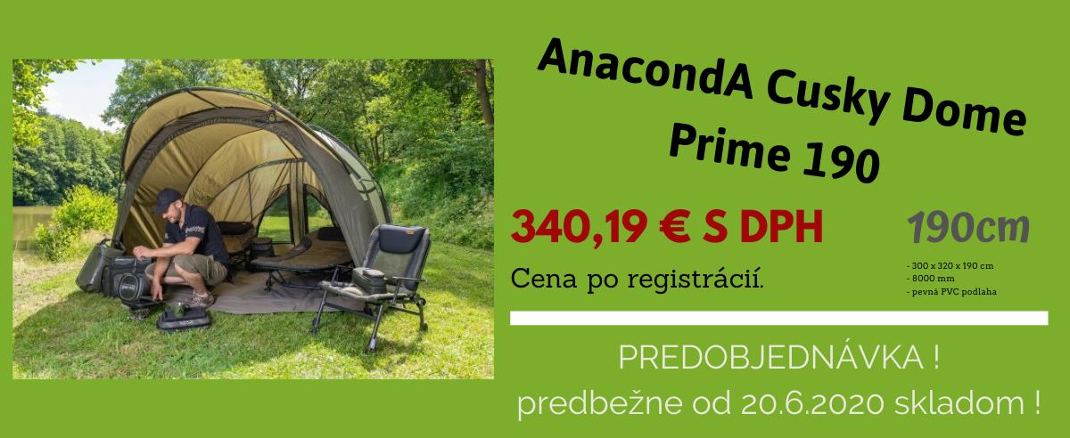 Anaconda Cusky Dome Prime 190