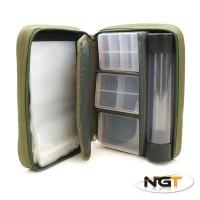 NGT Multi Purpose Pva & Rig Wallet