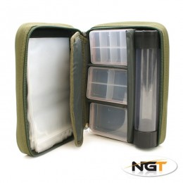 NGT Multi Purpose Pva & Rig Wallet