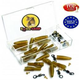 Extra Carp Lead Clip + Swivel Ring