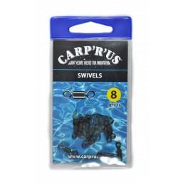 Carp R Us Obratlík - Swivel – size 8