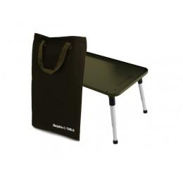 Kaprársky stolík Delphin C-TABLE 50x30cm