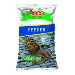 SENSAS 3000 CLUB FEEDER (FEEDER) 1KG