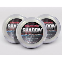 STARBAITS FLUOROCARBON SHADOW 20m 0,24mm 3,88kg