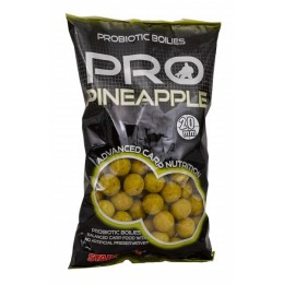STARBAITS Boilies Probiotic PINEAPPLE 20mm 1kg