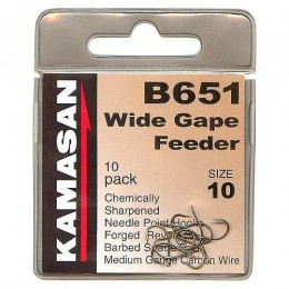 KAMASAN Wide Gape Feeder