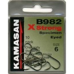 KAMASAN X Strong Specimen Eyed