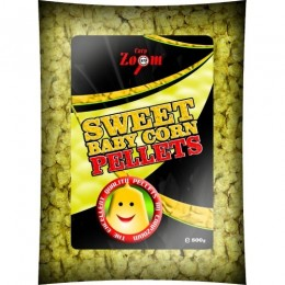 Carpzoom Sweet Baby Corn Pellets 800g Aróma: Jahoda 10 mm