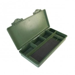 NGT Box Carp Tackle with Rig Board