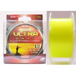 Asso vlasec Ultra Cast 300 m - fluo žltá 0,26 mm