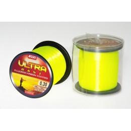 Asso vlasec Ultra Cast - fluo zlta