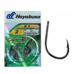 Hayabusa K1 háčiky