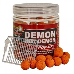 STARBAITS Boilies Pop Up HOT DEMON 14mm 80g
