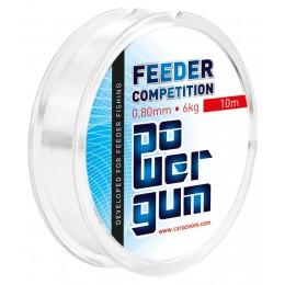 Feeder guma - 4kg - 0,60mm - Power Gum