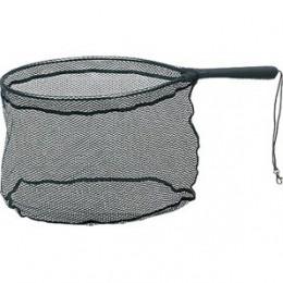 Jaxon Pstruhový podberák Soft Mesh Guma 40 cm