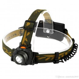 Trixline Sensor Head Lamp 3W