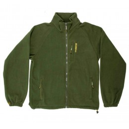 NAVITAS ATLAS Zip Fleece Green
