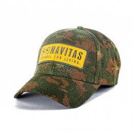 NAVITAS Camo Patch Cap Green
