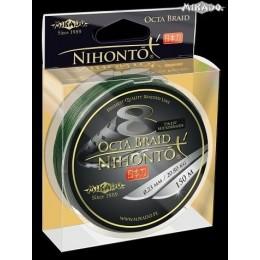MIKADO NIHONTO OCTA BRAID GREEN - 150M