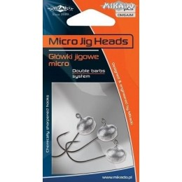 MIKADO Micro JIG hlava ABERDEEN č.2