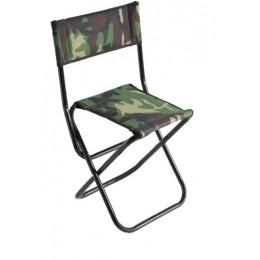 Mikado Rybárska stolička 081 - kamufláž