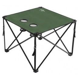 Mikado Skladací rybársky stôl - Green