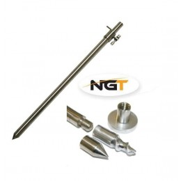 NGT Stainless Steel Adaptable Bank Stick 3in1